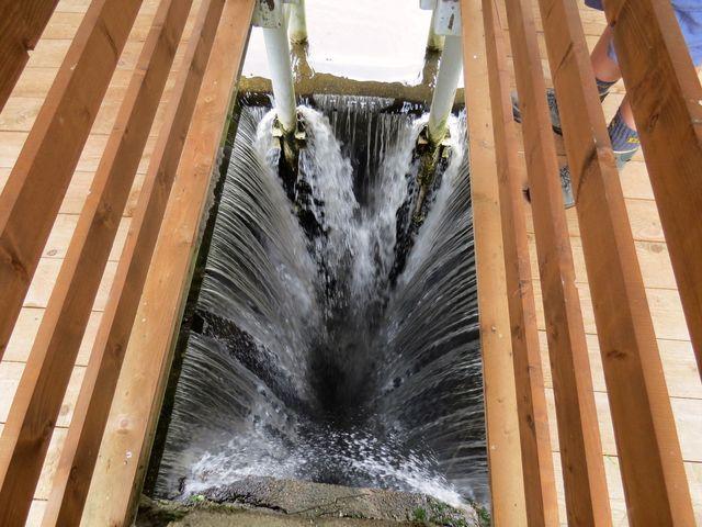 vodní dílo bylo zrekonstruováno začátkem našeho století