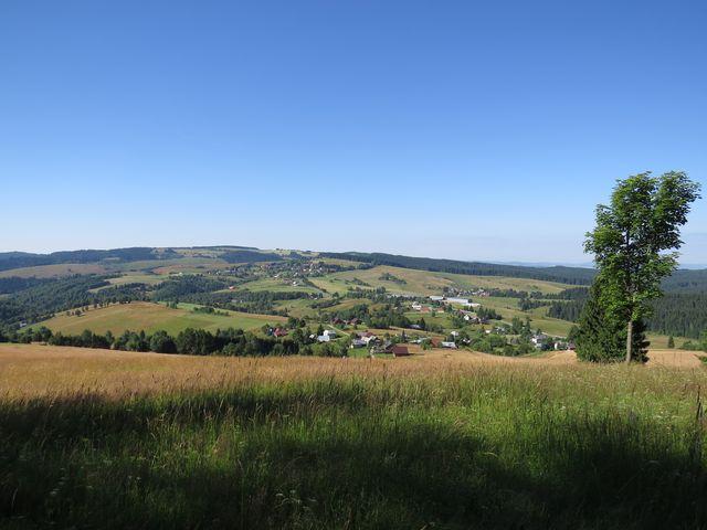 Slovenské rudohoří - obce Sihla, Drábsko a Lom