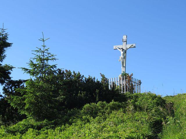 kříž na rozcestí v Andrejcové
