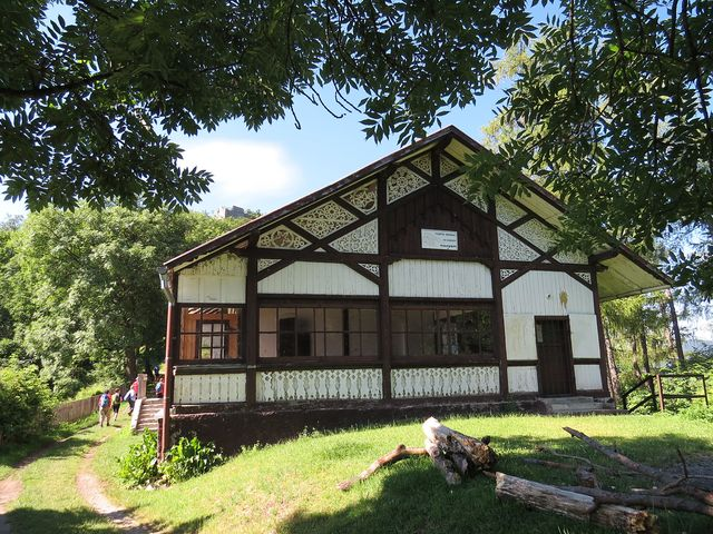 chata Zámek pod Muráňským hradem