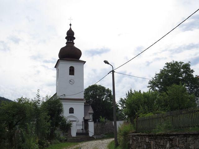 kostel v Rejštejně
