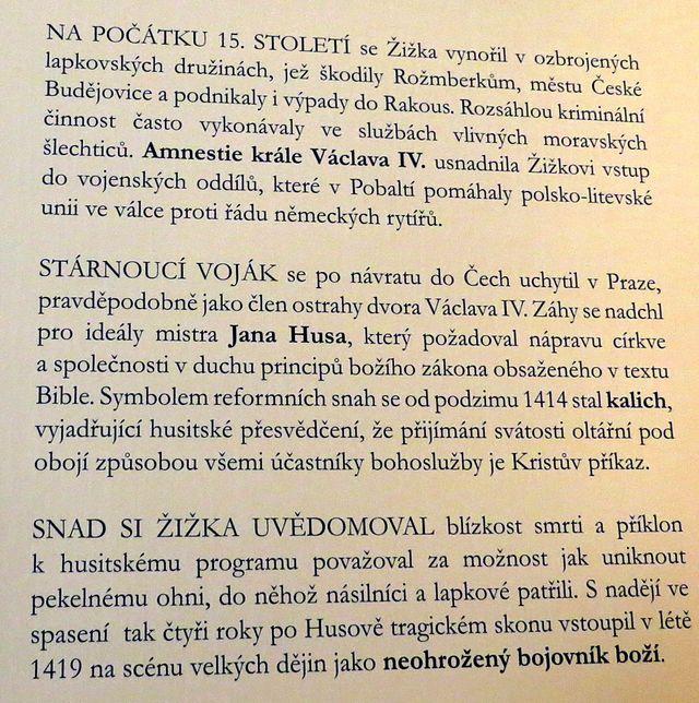 životní osudy Jana Žižky před tím, než se stal bojovníkem božím
