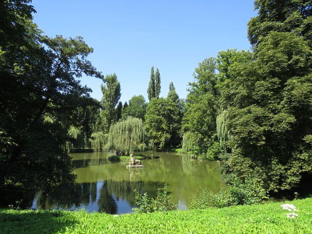Sfingový rybníček