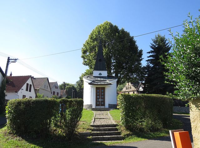 kaple sv. Václava v Bílce