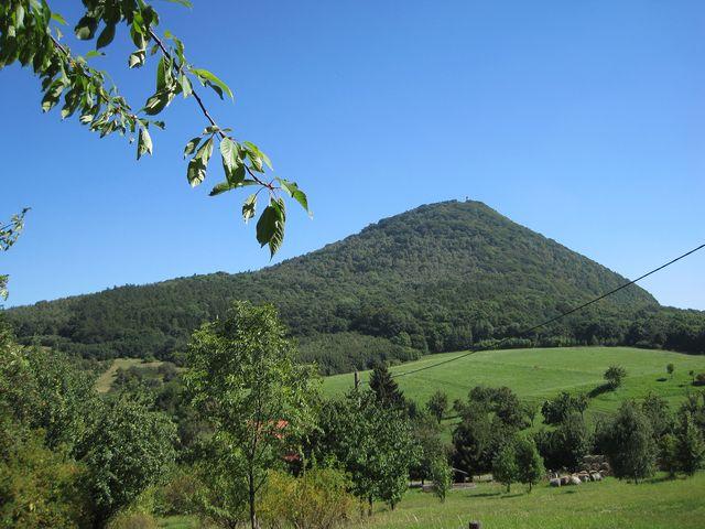 Milešovka, báječná hora