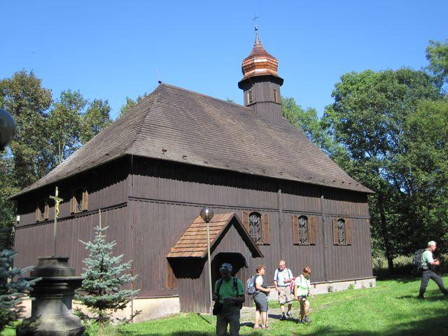 budova vznikla v r. 1563, je dokladem stylu církevních staveb v kraji pod Krušnými horami