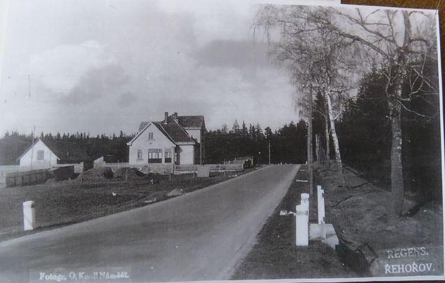 hájenka u Řehořova - v dětství místo mých častých návštěv za příbuznými