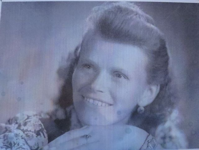 Marie Plašilová, rozená Šromová, popravená v roce 1942 v Kounicových kolejích v Brně