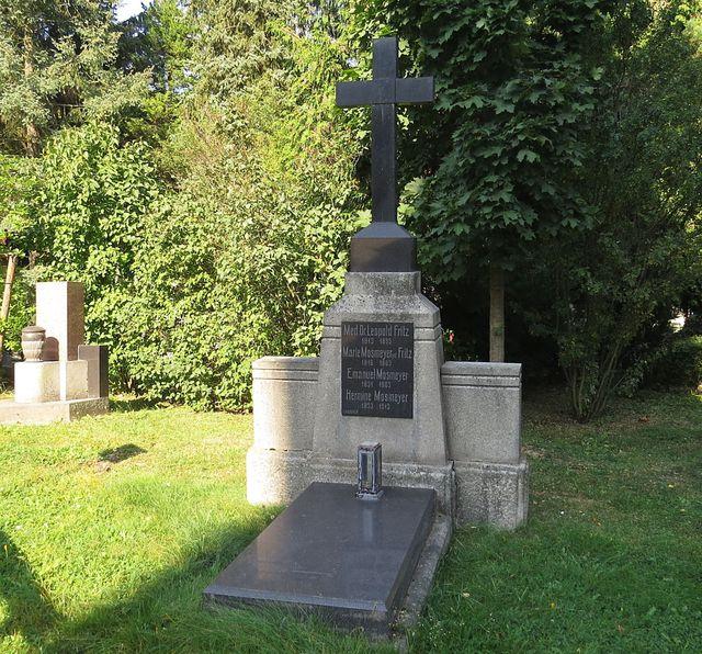 MUDr. Leopold Fritz, všestranná osobnost, která veškeré síly věnovala kulturnímu pozvednutí českého obyvatelstva Jihlavy, čestným občanem od roku 1875