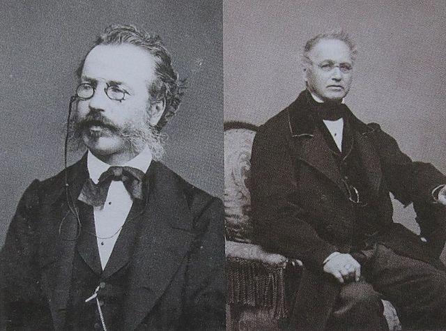 všestranný hudebník a pedagog Jan František Pokorný, čestný občan od roku 1830
