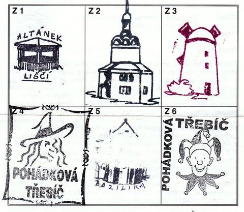 za splněné úkoly na stanovištích dostávaly děti razítka a sladké odměny; www.svatosi.cz