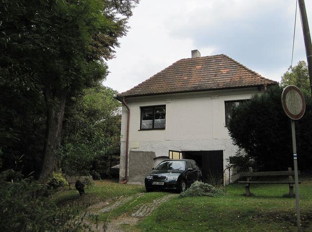 dům, kde býval pivovar a hospoda Na Rozkoši