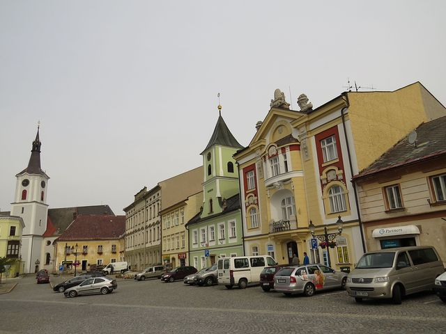centrum města Králíky; www.svatosi.cz