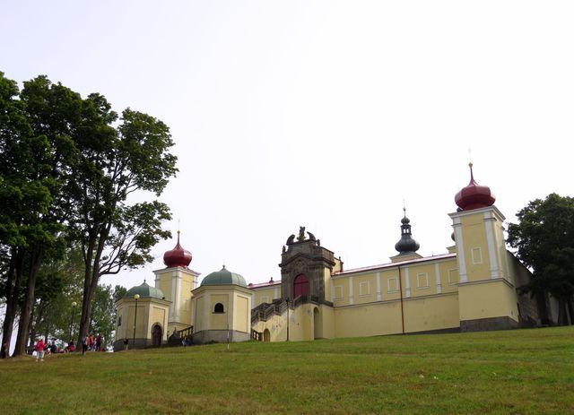 klášter na Hoře Matky Boží u Králík