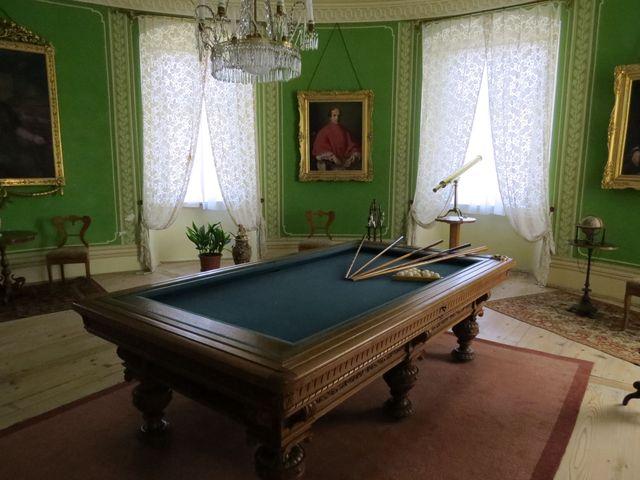 galerie majitelů zámku - portréty vratislavských biskupů