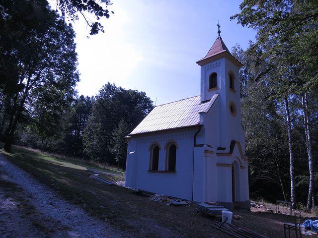 kaple sv. Rocha v Červeném Dolu