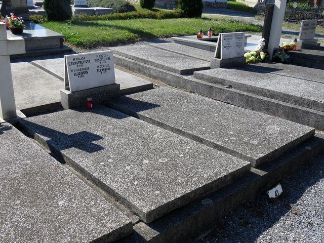 sestra Hidegarda zemřela v roce 1974