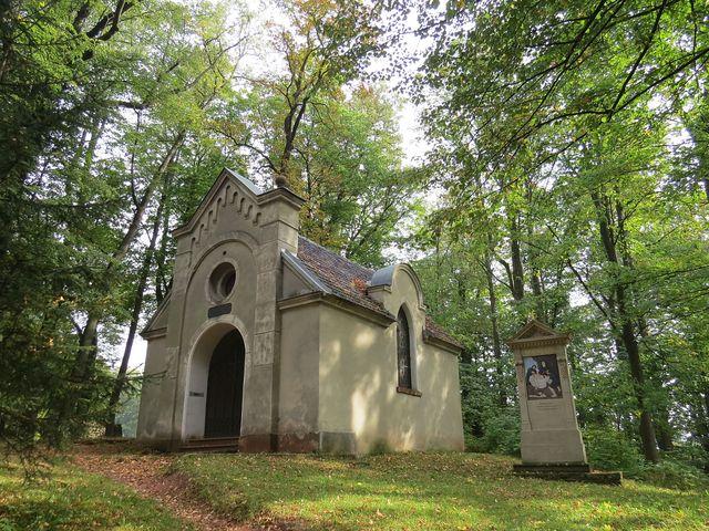 kaple na Kalvárii
