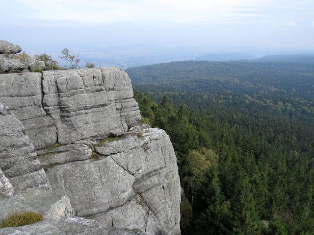 vrcholové partie Velké Hejšoviny