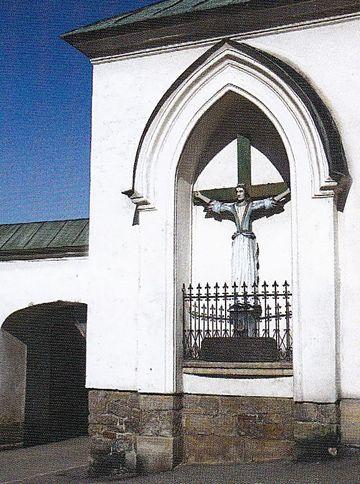 kaplička sv. Wilgefortis, čili sv. Starosty