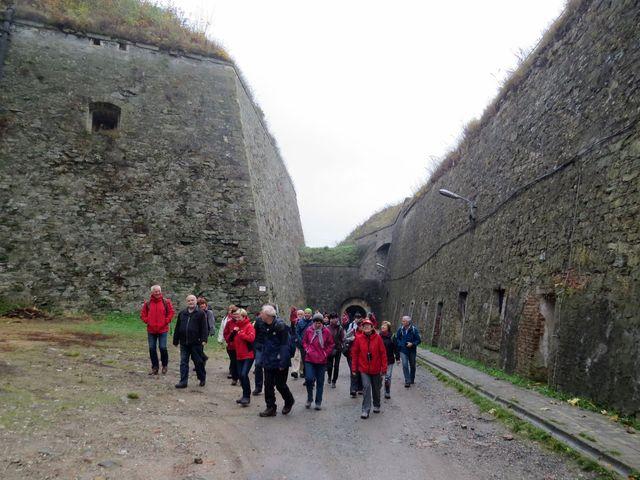 Kladská pevnost je jeden z nejlépe zachovaných obranných systémů 17.-18. století v Evropě