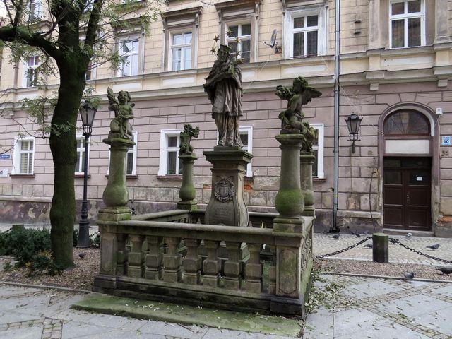 sochy sv. Jana Nepomuckého ukazují na českou minulost