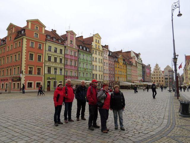 Staré město ve Vratislavi