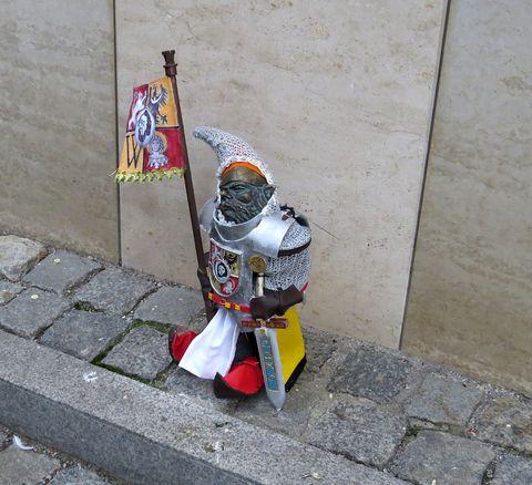 trpaslíci se stali novodobým symbolem Vratislavi