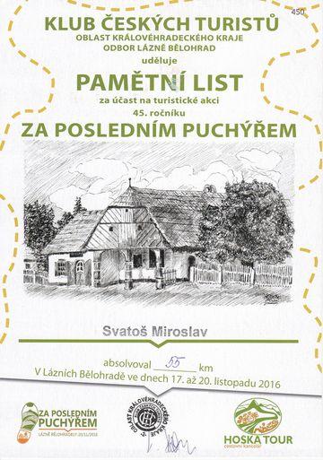 PP v Lázních Bělohrad
