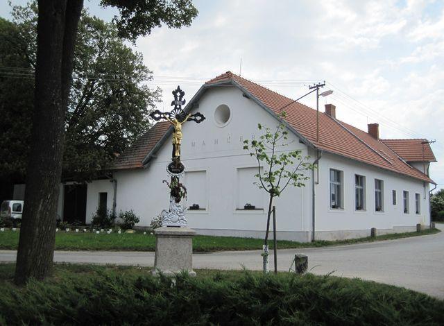 Kaliště - Dům Gustava Mahlera