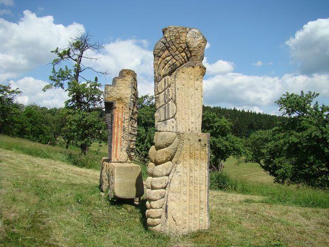 tvůrčí setkávání sochařů se v Hořicích koná od roku 1966