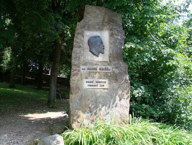 památník Aloise Rašína