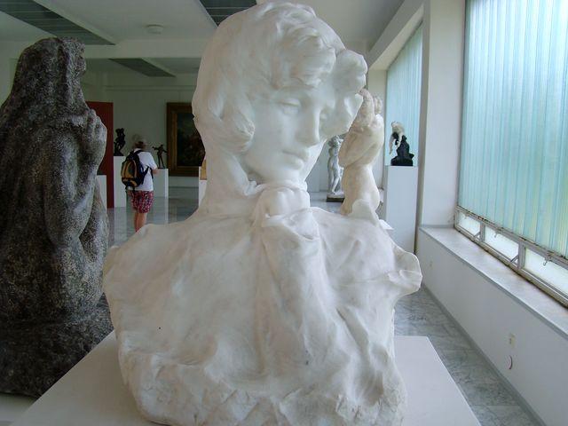vznik galerie souvisel s úsilím o povznesení Hořic jako uměleckého centra