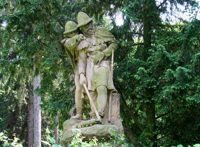 Husité na stráži, 1903, Václav Suchomel