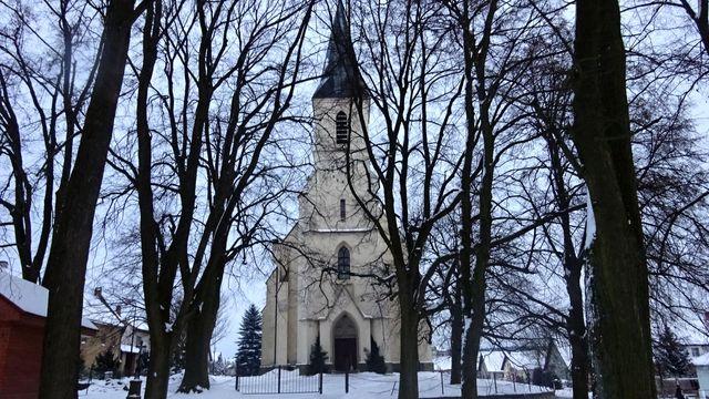 kostel sv. Václava ve Ždírci; foto LT