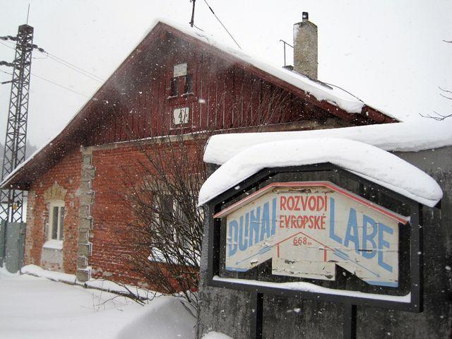 střecha Evropy v Nové Bukové na Pelhřimovsku; www.svatosi.cz