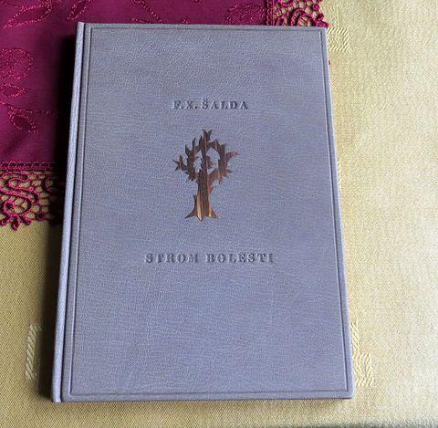 Strom bolesti F. X. Šaldy vázaný Stanislavem Vodičkou