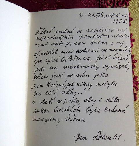 Jan Dokulil v roce 1938 ještě netušil, co pro něj uchystá osud v padesátých letech