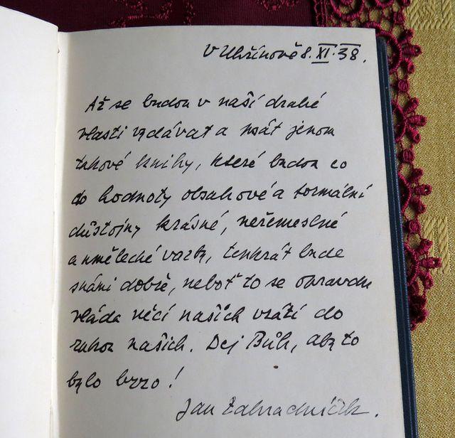 ani Jan Zahradníček si nedovedl představit, co mu přinese komunistická éra po válce