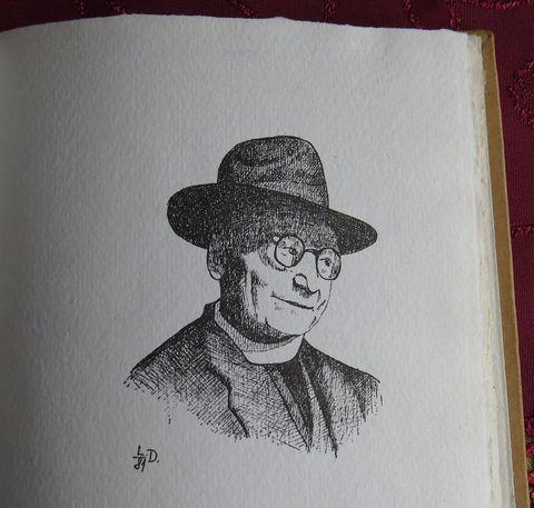 portrét Jakuba Demla od Lidmily Dohnalové
