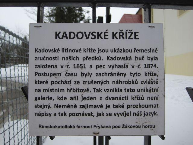informace o fryšavské galerii pod širým nebem; www.svatosi.cz