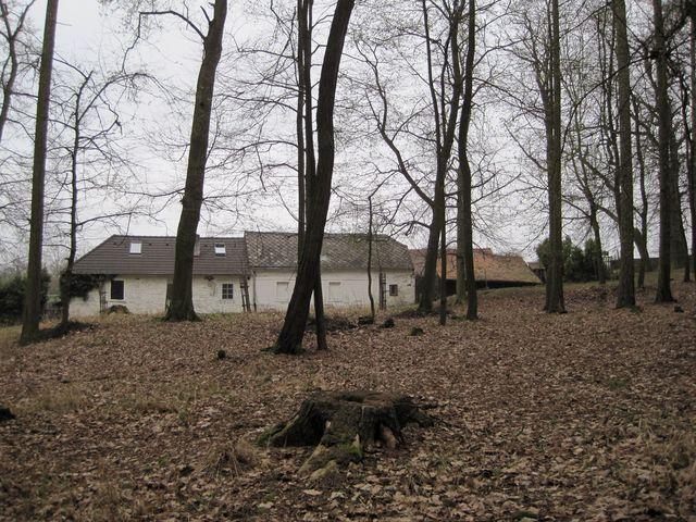 hájenka v oboře Schönwald