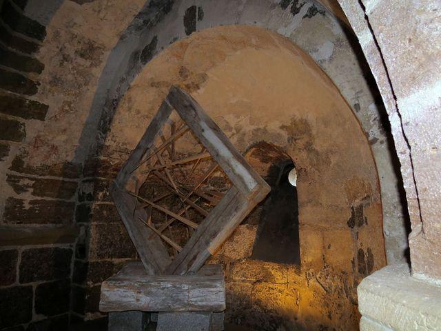 na konci 16. století bylo podzemí využíváno jako pivovarský sklep