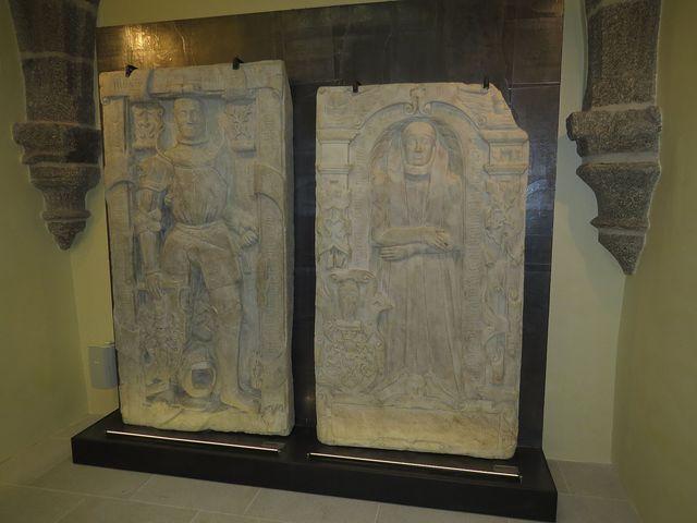 expozice v zámeckém muzeu