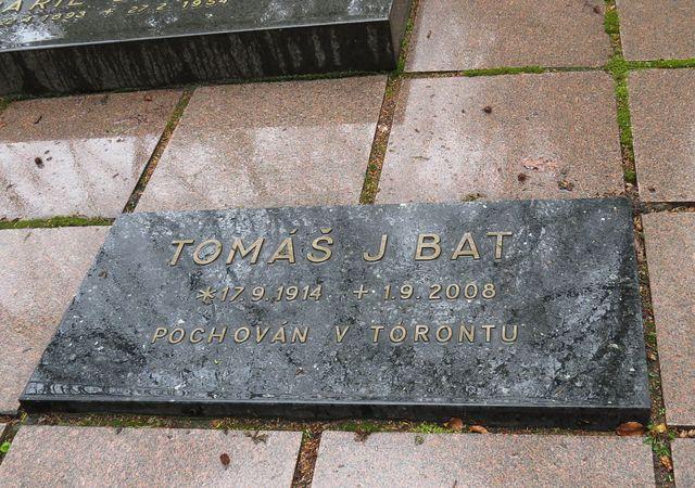Tomáš Jan Baťa, syn tragicky zelmřelého zakladatele