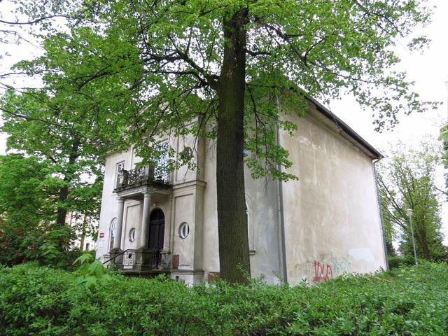 sídlo evangelické fary