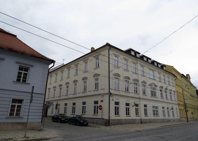 základní škola v Křížové ulici