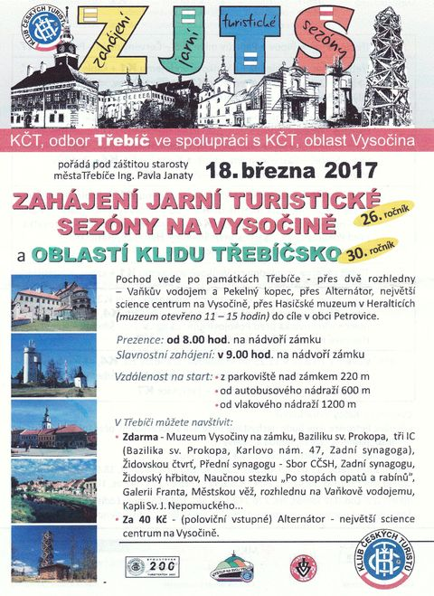 propozice ZJTS v Třebíči