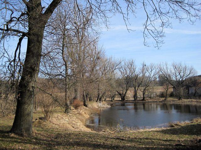 rybník u Sokolíčka