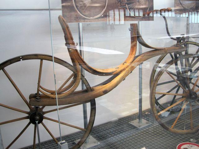 drezína - 20. léta 19. století